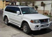 Vendo jeep montero sport limited