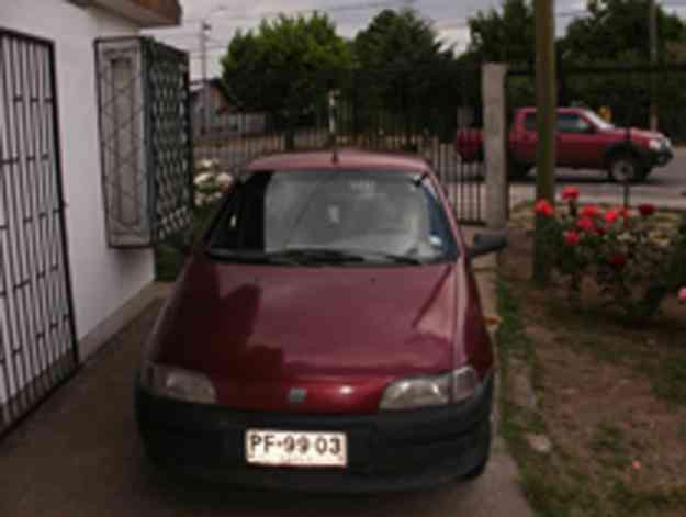 Vendo Fiat Punto sx75 por Viaje