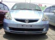 Honda fit año 2002 motorr 1.3 excelente estado listo pra inscribir