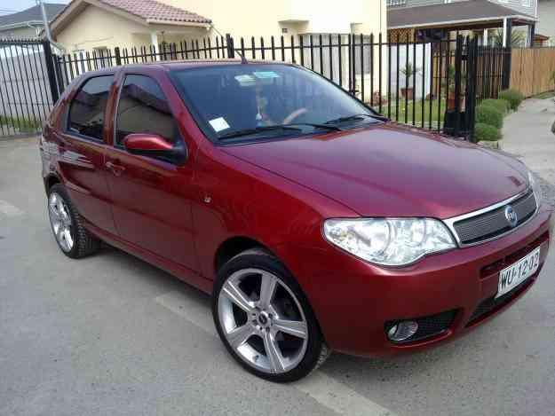 Vendo Fiat Palio Sport Impecable