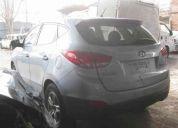 Hyundai tucson en desarme - todos los modelos y aÑos
