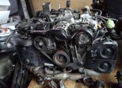 motor  subaru legacy ej20 turbo