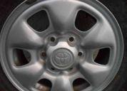 Vendo: neumáticos con llantas, conos y alerón