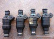 4 inyectores para jeep