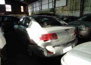 Mazda 3 sedan y sport en desarme - todos los modelos y aÑos