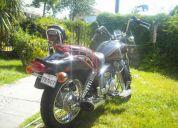 Vendo moto yamaha enticer 125cc año 2011