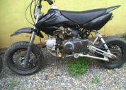 Vendo moto pit bike 120cc a $170.000
