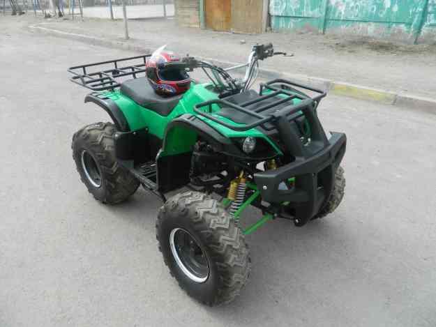 VENDO CUATRIMOTO HB-ATV 150 C.C. CONVERSABLE