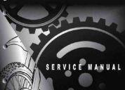 Manual de servicio honda xr-250 96-04