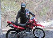 Vendo moto enduro nueva muy linda grande y rrapida