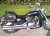 espectacular yamaha v star 650cc classic