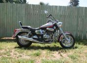 Vendo moto loncin 200