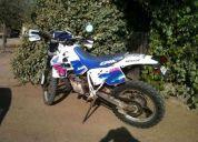 moto honda crm 250 1990, joya