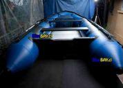 botes tipo zodiac - botes - embarcaciones náuticas - pesca