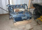 Motor yamaha diesel m188e
