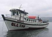 venta embarcacion menor