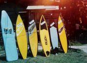 Botes,canoas,kayaks,tablas de surf, etc. enseÑo a construir y reparar 09-3427300