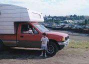 Spor wagon para casa rodante