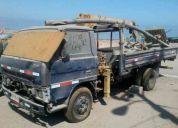 Excelente oportunidad camion pluma mazda titan y camion tolva ford t130