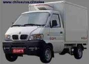 Arriendo vehiculo nuevo para reparto de 600 kilos gran espacio de carga