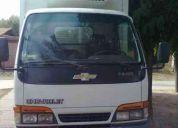 Arriendo de camión 3/4 carrocería cerrada, mudanzas - fletes
