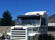Oportunidad tracto camion scania excelentes condiciones!