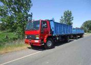 Vendo camion ford cargo 1622  año 1997