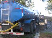 camion ford cargo 2631(aÑo 2000) - aljibe