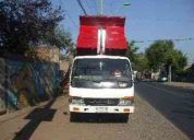 Vendo o permuto camion tolva npr aÑo 2000 (99.000 kilometros)
