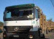 camion actros 3340 Único dueÑo con carro trayer