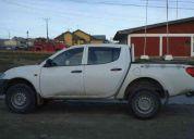 Vendo camioneta l200, año 2007 4x4