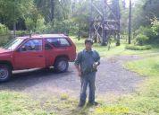 Jeep nissan terrano 4x4 vendo 83737180