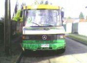 Se vende taxibus mercedes benz aÑo94llegar y trabajar(63)220787
