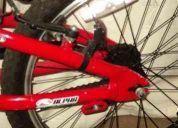 Bicleta trek aro 20