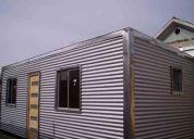 Contenedores habitables,personalizados , prefabricados $1.627.000