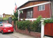 La florida venta casa grumete sepúlveda