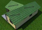 casas prefabricadas 60 m2