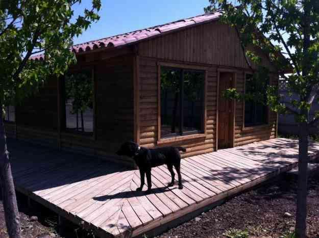 Casas prefabricadas de 36 mt2 con llave en mano adidum for Vendo casa prefabricada