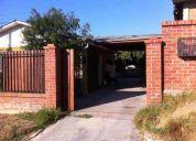 Linda casa con local comercial en quilpue $ 60.000.000