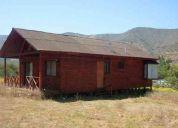 Curacavi, arriendo casa madera en parcela sector cuyuncavi