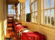 Arriendo habitaciones en cerro alegre - valparaiso