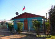Se permuta casa ubicada en flor del llano.por una en chillan.