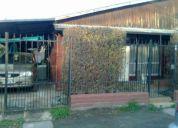 Intercambio mi casa de santiago,por otra ubicada en quilpue