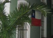 Alojamiento diario en providencia (stgo de chile) // piso compartido