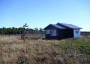 Se vende o permuta parcela de 5000 mt. con casa