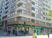 Arriendo estacionamiento santiago centro (metro santa ana)