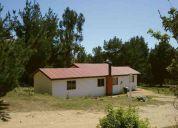 Terreno de 1.000  mts2  y casa habitacion.  laguna verde. valor conversable