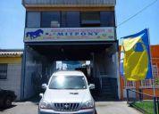 servicio técnico automotriz + vivienda