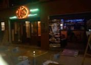 Derecho a llave, pub-restaurant sector plaza Ñuñoa.