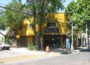 Locales comerciales arrendados, barrio franklin